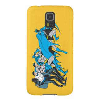 Batman/Bruce Transformation Case For Galaxy S5