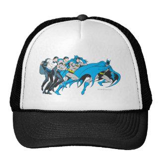 Batman/Bruce Transformation Hat