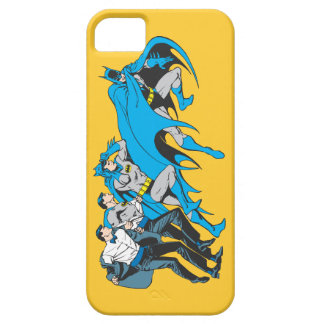 Batman/Bruce Transformation iPhone 5 Cover