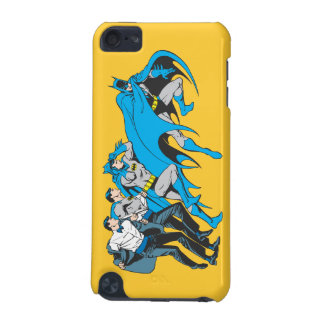 Batman/Bruce Transformation iPod Touch (5th Generation) Cover