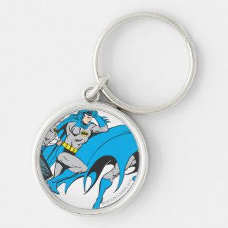 Batman/Bruce Transformation Key Ring