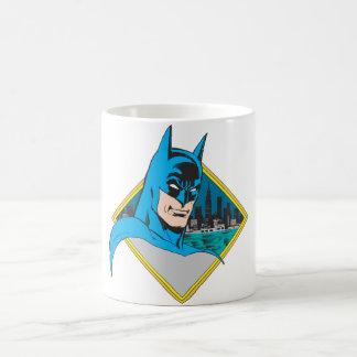Batman Bust Basic White Mug
