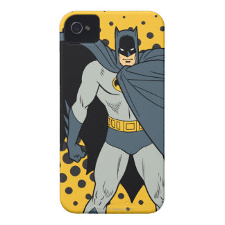 Batman Cape iPhone 4 Cover