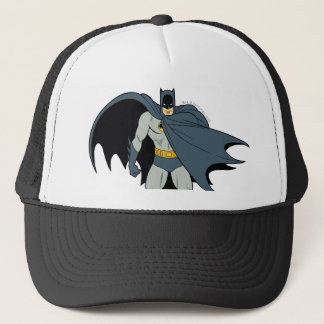 Batman Cape Trucker Hat