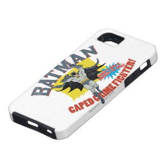 Batman Caped Crime Fighter iPhone 5 Case