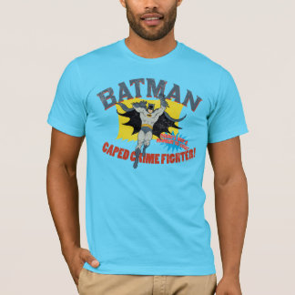 Batman Caped Crime Fighter T-Shirt