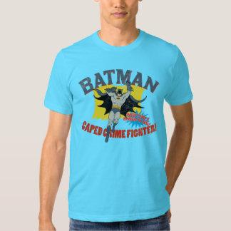 Batman Caped Crime Fighter Tshirts