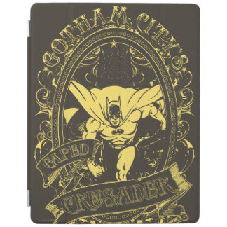 Batman - Caped Crusader Poster iPad Cover