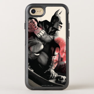Batman City Smoke OtterBox Symmetry iPhone 8/7 Case