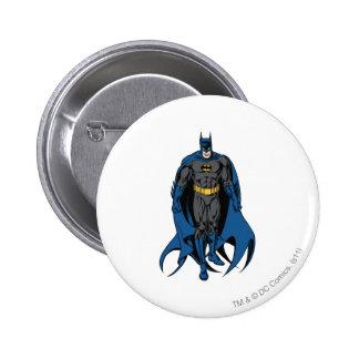 Batman Classic Stance 6 Cm Round Badge