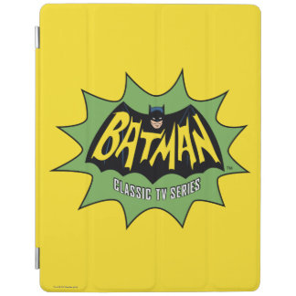 Batman Classic TV Series Logo iPad Cover