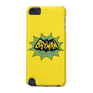 Batman Classic TV Series Logo iPod Touch (5th Generation) Case