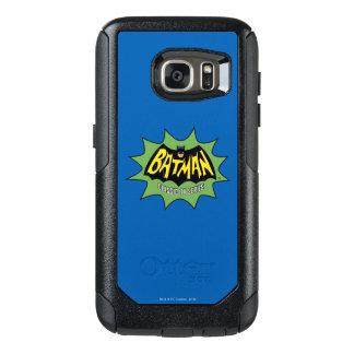 Batman Classic TV Series Logo OtterBox Samsung Galaxy S7 Case