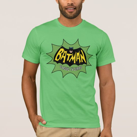 Batman Classic TV Series Logo T-Shirt