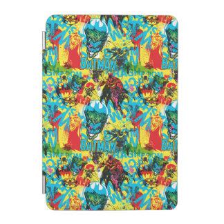 Batman Color Code Pattern 1 iPad Mini Cover