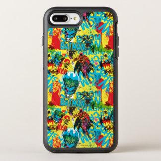 Batman Color Code Pattern 1 OtterBox Symmetry iPhone 7 Plus Case