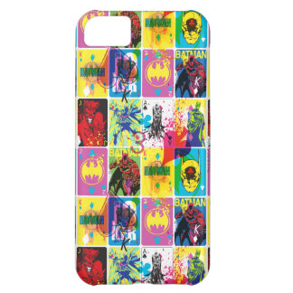 Batman Color Code Pattern 2 iPhone 5C Case