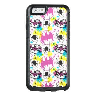 Batman Color Code Pattern 3 OtterBox iPhone 6/6s Case