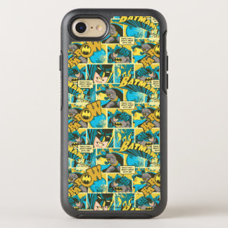 Batman Comic Capers Pattern 2 OtterBox Symmetry iPhone 8/7 Case