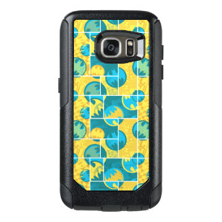 Batman Comic Capers Pattern 3 OtterBox Samsung Galaxy S7 Case