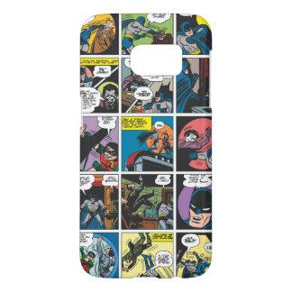 Batman Comic Panel 5x5