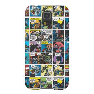 Batman Comic Panel 5x5 Galaxy S5 Cover