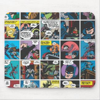 Bat Man Mouse Pads