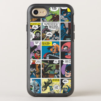 Batman Comic Panel 5x5 OtterBox Symmetry iPhone 8/7 Case