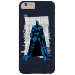 Batman Comic - Vintage Full View Barely There iPhone 6 Plus Case
