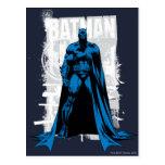 Batman Comic - Vintage Full View Post Card