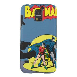 Batman Comic - with Robin Galaxy S5 Covers