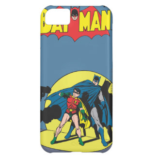 Batman Comic - with Robin iPhone 5C Case