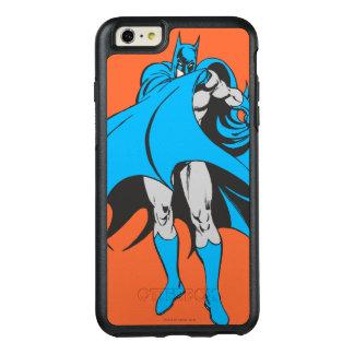 Batman Covers Face