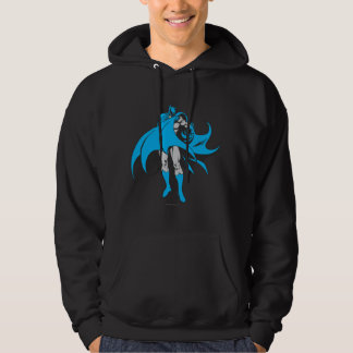 Batman Covers Face Hoodie