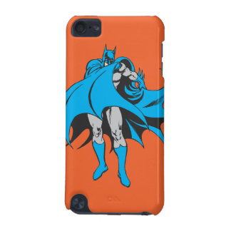 Batman Covers Face iPod Touch (5th Generation) Cases
