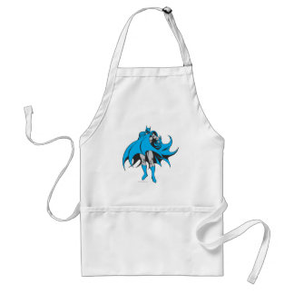 Batman Covers Face Standard Apron