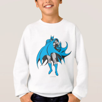 Batman Covers Face Sweatshirt