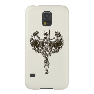 Batman Cowl and Skull Crest Galaxy S5 Covers