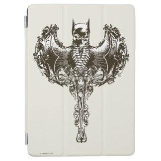 Batman Cowl and Skull Crest iPad Air Cover