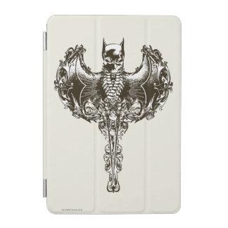Batman Cowl and Skull Crest iPad Mini Cover