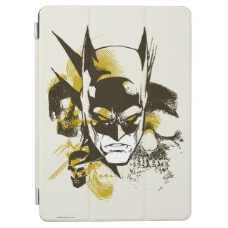 Batman Cowl and Skulls iPad Air Cover