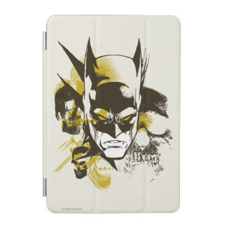 Batman Cowl and Skulls iPad Mini Cover