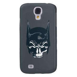 Batman Cowl/Skull Icon Galaxy S4 Case