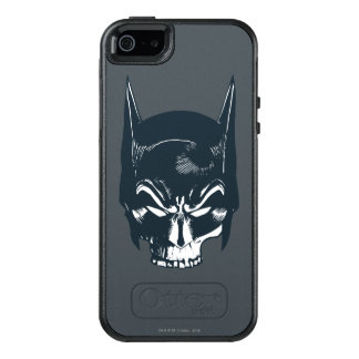 Batman Cowl/Skull Icon OtterBox iPhone 5/5s/SE Case