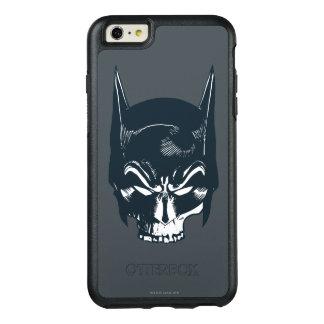 Batman Cowl/Skull Icon OtterBox iPhone 6/6s Plus Case