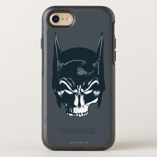 Batman Cowl/Skull Icon OtterBox Symmetry iPhone 8/7 Case