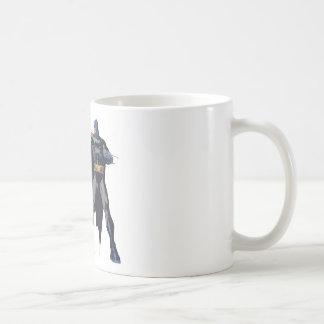 Batman crazy ropes basic white mug
