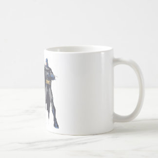 Batman crazy ropes coffee mug