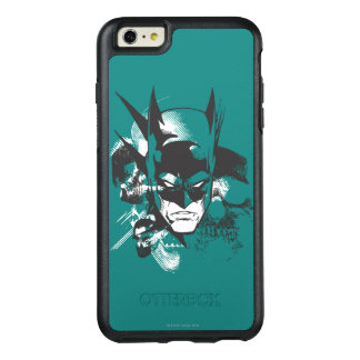 Batman Crest Design OtterBox iPhone 6/6s Plus Case