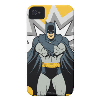 Batman Cross Arms iPhone 4 Case